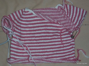 Baby sweater i merci